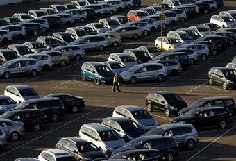 Europese autoverkoop in vrije val #1
