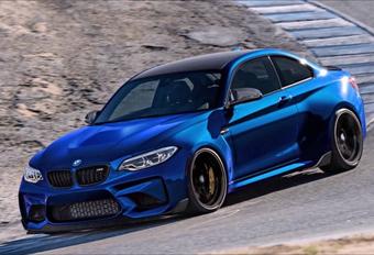 Gelekt: wat weten we over de BMW M2 CS? - update #1
