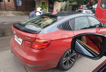 BIJZONDER – deze BMW 3 GT is omgebouwd tot een Honda Civic Type R #1