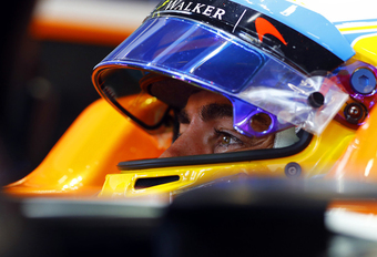 Fernando Alonso koopt McLaren #1