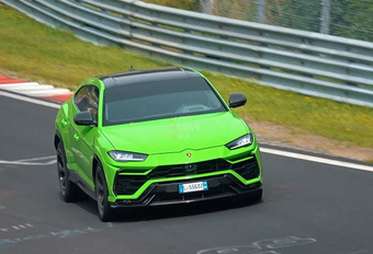 Lamborghini Urus : bientôt une version ultraperformante #1