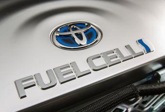 Générateur à hydrogène issu de la Toyota Mirai #1