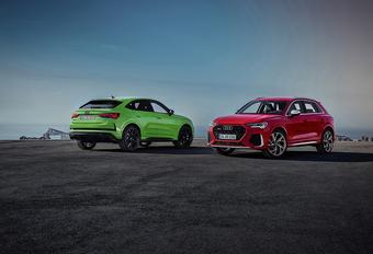 Audi RS Q3 (Sportback) levert 400 pk en haalt 280 km/u! #1