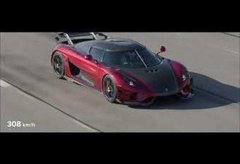 Koenigsegg : record 0-400-0 km/h (encore) battu #1