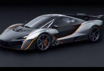 Gelekt: McLaren BC-03 is Vision GT in het echt #1