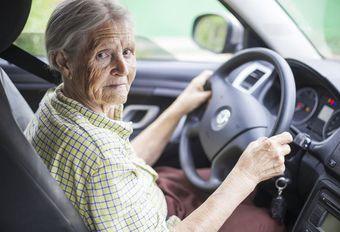 Les seniors de plus en plus victimes de la route #1
