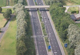 Pas de nouvelle autoroute en Wallonie #1