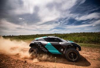Extreme E gaat racen op verbrand Amazonewoud #1