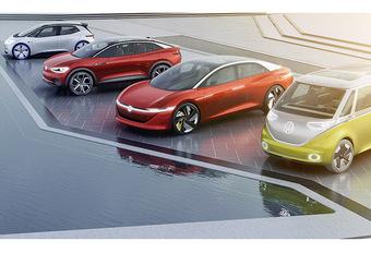 Volkswagen ID: Een hele familie in de maak #1