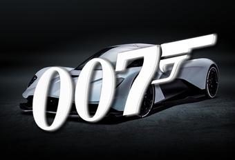 Aston Martin levert 4 wagens voor nieuwe James Bond #1