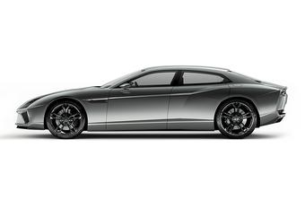Geeft Lamborghini dan toch een vervolg aan de Estoque? #1