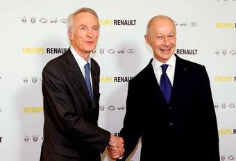 Renault : le combat des chefs, Thierry Bolloré viré #1