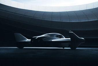 Porsche gaan vliegende auto's bouwen met Boeing #1