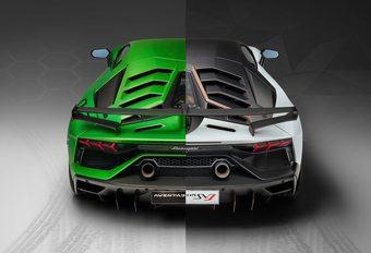 Lamborghini zwaait Aventador uit als track only SVR - UPDATE: video #1