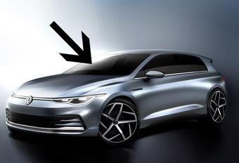 Volkswagen toont interieur van Golf 8 #1