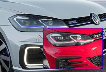 Volgende VW Golf GTE wordt wat meer GTI #1