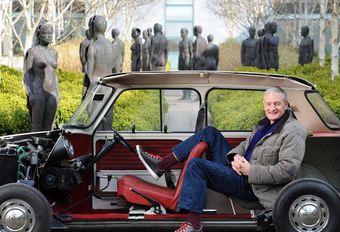 Dyson : abandon de son projet de voiture électrique #1