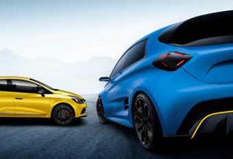 Schrapt Renault de Clio RS ten voordele van snelle Zoe?! #1