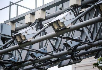 Les nouveaux radars-tronçons en Wallonie #1