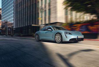 Porsche Taycan 4S : moins puissante mais plus loin #1