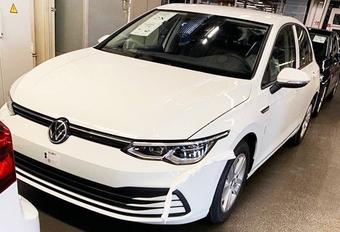 VW Golf VIII: gelekt! #1