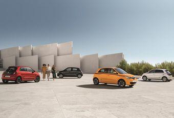 Renault Twingo : passage à l'électrique #1