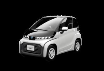 Toyota Ultra-compact BEV: mini elektrische stadswagen voor 2020 #1