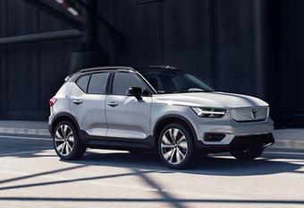 Volvo : plus que des électriques d'ici 20 ans #1