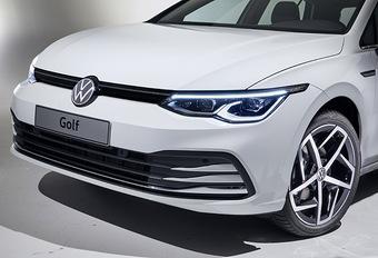 Volkswagen Golf VIII : Les 5 nouveautés – La technique #1