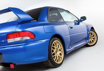 Hoeveel kost een Subaru Impreza 22B vandaag? #1