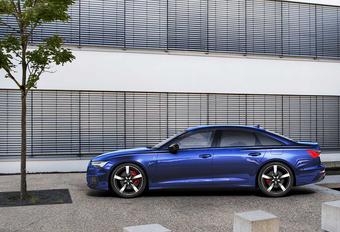 Audi A6 : également disponible en 55 TFSI e #1