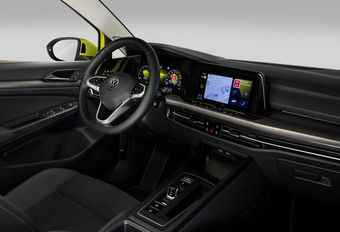 Volkswagen Golf VIII : les 5 nouveautés – La connectivité et le digital #1