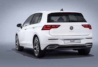 Volkswagen Golf VIII : les 5 nouveautés – L'équipement #1