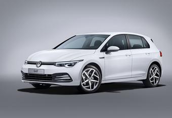 Volkswagen Golf VIII : Les 5 nouveautés – Les photos #1