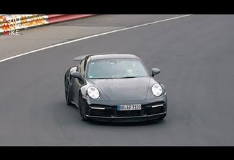 Dit is het geluid van de volgende 911 Turbo #1