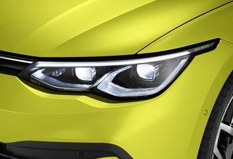 Volkswagen Golf VIII : Les 5 nouveautés – Le design #1