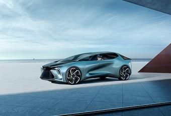 Tokyo Motor Show - Lexus LF-30: elektrische toekomstvisie #1
