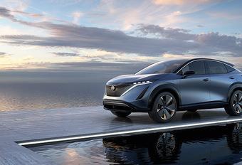 Tokyo Motor Show 2019 – Nissan Ariya Concept: toekomstige elektrische SUV #1