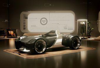 Tokyo Motor Show 2019 – Toyota e-Racer: rijplezier van de toekomst #1