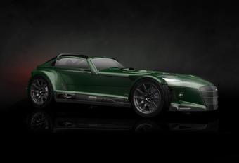 Donkervoort D8 GTO JD-70: meer dan 2G #1