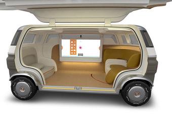 Tokyo Motor Show 2019 – Suzuki Hanare: autonome pod #1