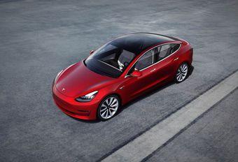Tesla a été rentable et l'action s'envole #1