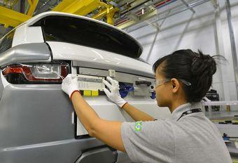 Jaguar Land Rover weer winstgevend #1