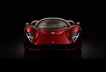 Geen Ferrari-V12 voor De Tomaso P72, maar een V8 van... #1