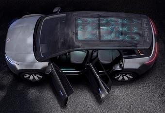 Fisker Ocean wordt 'meest duurzame auto ter wereld' #1
