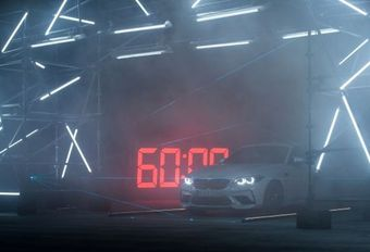 BMW M2 : fidèle à la propulsion  #1