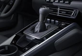 Porsche 911: de manuele bak is terug #1
