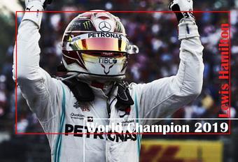 De waanzinnige stats achter de zesde F1-titel van Lewis Hamilton #1