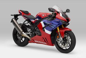 Honda CBR100RR-R Fireblade geeft natte dromen en bruine strepen #1
