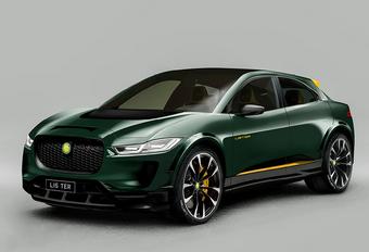 Zo maakt Lister de Jaguar I-Pace sneller #1